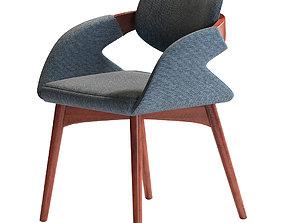 3D Egur Armchair by Sentta