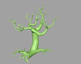 wild tree 3D