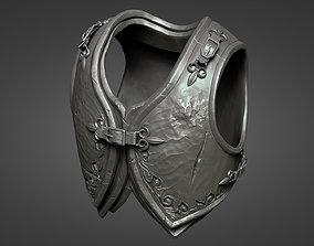 Lich King Armor - Chest 3D print model