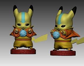 pikachu avatar 3D printable model