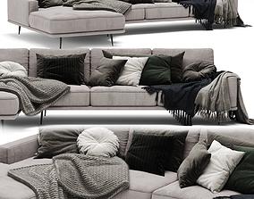 3D Boconcept Carlton Sofa