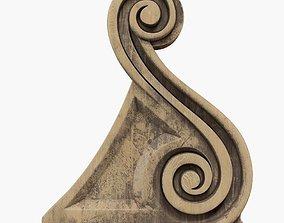 3D print model Ornate Corbel Bracket