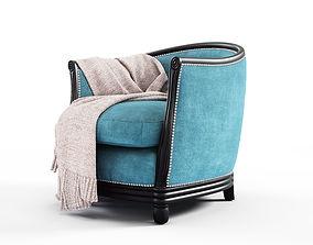HG Deco Tub Chair 3D model