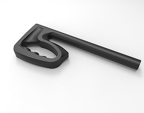 handle concept 3D printable model