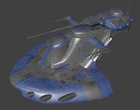 3D Armoured Assault Tank AAT