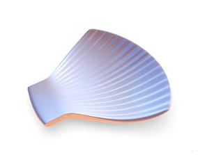 Shell Plate 3D printable model