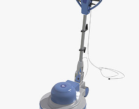 Carpet Cleaner 3D asset