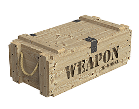 Weapon Crate 3D