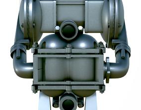 Heavy Duty Ball 3D model