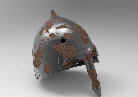 Dubulga Helmet