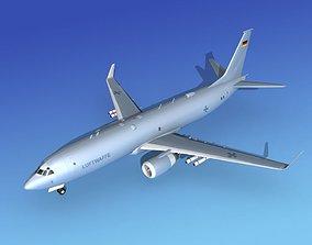 Boeing P-8 Poseidon Luftwaffe 3D