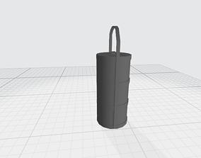 3D food carrier