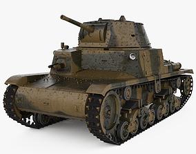 Fiat M13-40 3D model