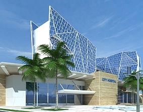3D City Hospital