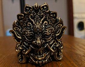 3D print model oni style pen holder 1
