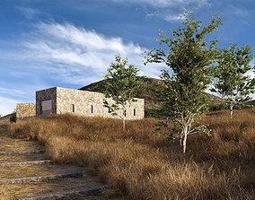 3D model Syros House