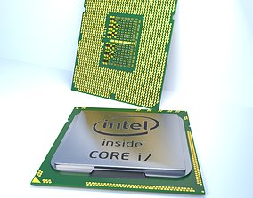 Intel Core i7 920 Animation 3D