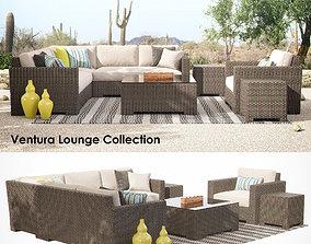 3D Ventura Lounge Collection Set I