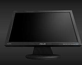 3D asset PC Monitor ASUS