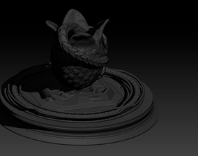 3D print model Xenomorph Egg FaceHugger