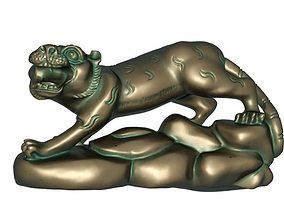 Zodiac Tiger 3D printable model