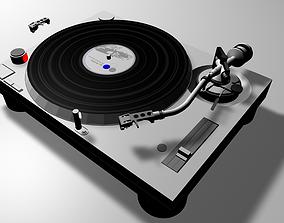 3D model Naone DJ Deck