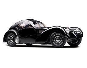 3D print model Bugatti-Type-57sc-Lithophane-Case