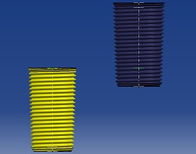 3D print model British Standard Pipe Parallel Taper 4