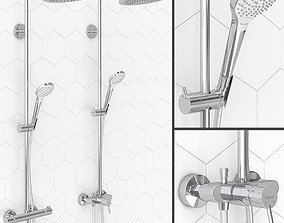 3D model HANSGROHE Croma Select S 280 SET2