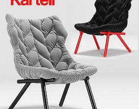 3D Foliage chair