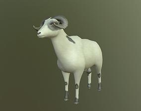 3D model Sheep animals