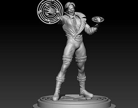 comic Havok X-Men Fan Art 3D Print