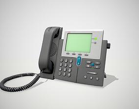 3D model Cisco Office Phone