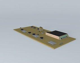 3D model Crowne Springs Part 5