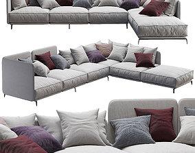 Sofa K2 By Arflex 3D