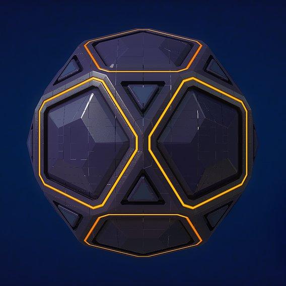 Sci-fi Orb