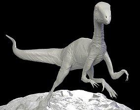 Leaellynasaura Dinosaurs australia 3D Print