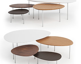 3D Stua Ecliple Nesting Tables
