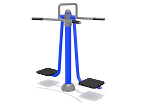 3D asset Kid Play Fitness