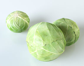Cabbage 3D