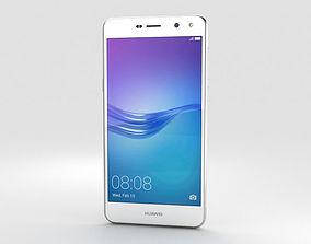 3D Huawei Y6 White