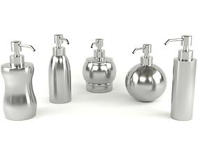 3D model PBR Soap dispenser