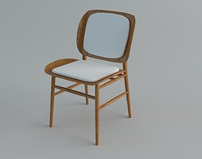 Chair Alivar Lilith 3D model