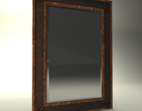 Wall Mirror 3D