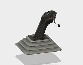 mechanical-parts 3D printable model Airbus A320 Sidestick