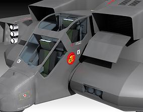Aliens USMC Dropship 3D
