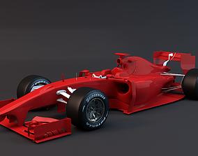 3D model F1 Base
