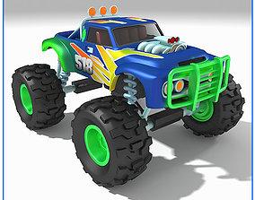 Monster Truck 518 3D