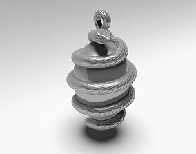 The Serpent and the Egg 3D printable model