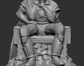 3D print model Conan King v1
